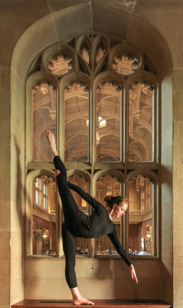 Dancer: Suzie Millar<br />