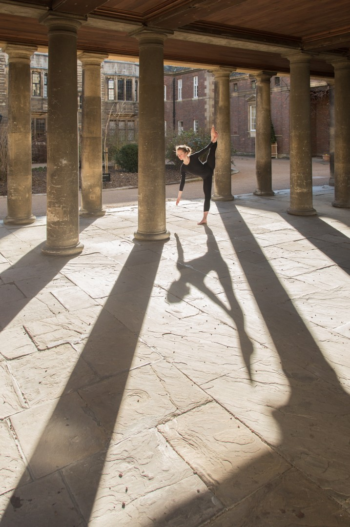 Dancer: Suzie Millar<br /> Part of the Cambridge Ballerina Project (<a rel=