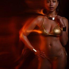 Zalia On Fire 1