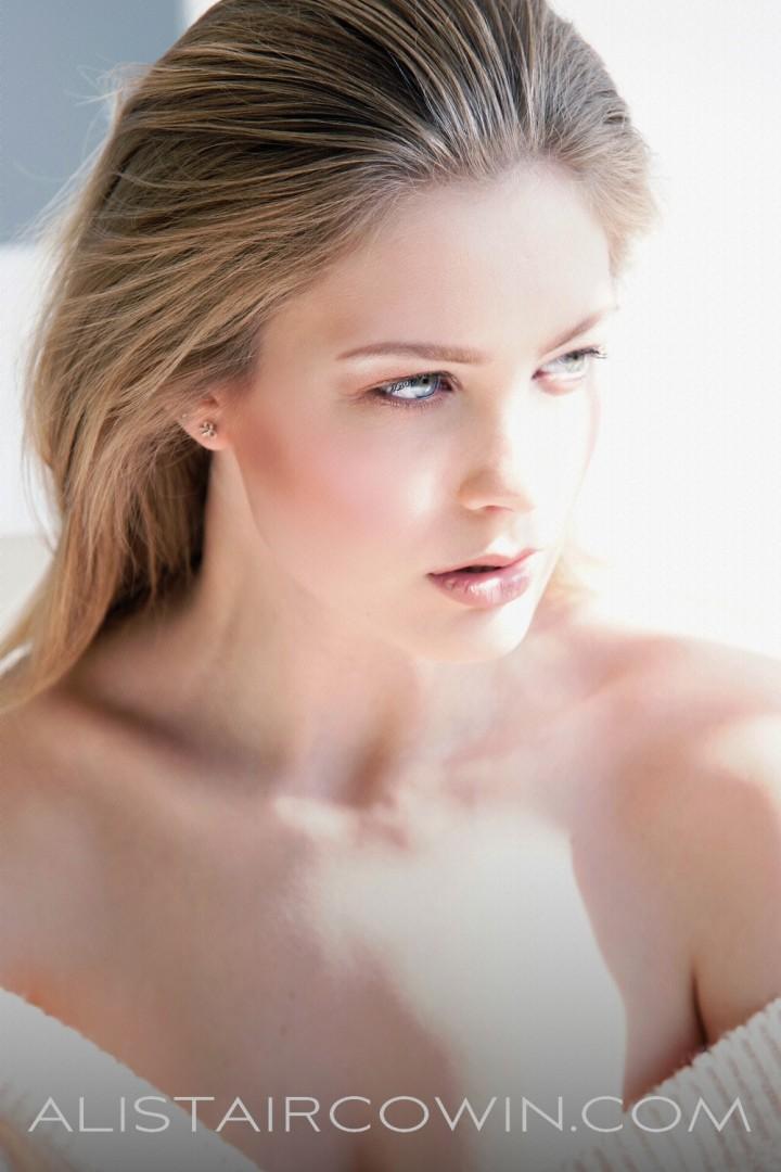 Image shot in studio for Alistair Cowin's 'Beauty Book - 2015'