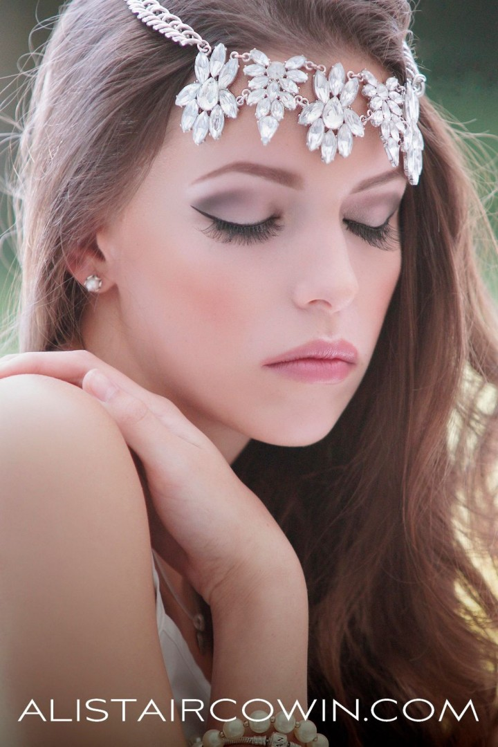 Photo shot for submission to Alistair Cowin's Beauty Book - 2015<br /> Model: Teagan<br /> MUA: Cerian Lloyd