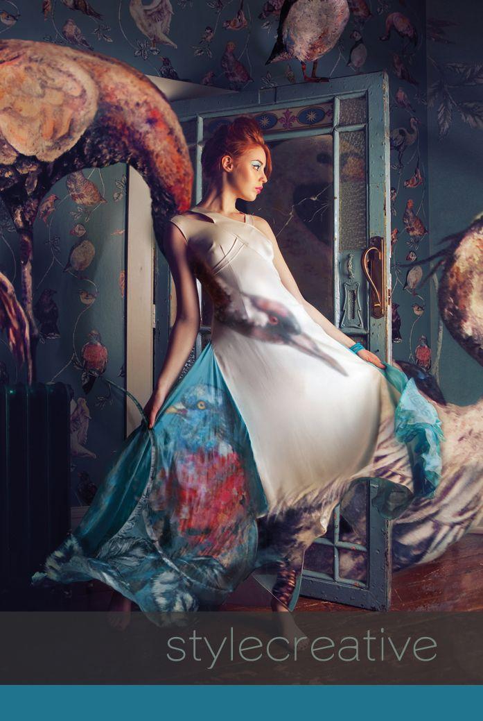 Featured in Vogue Italia print & online