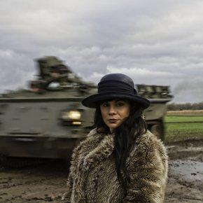 Vogue tank